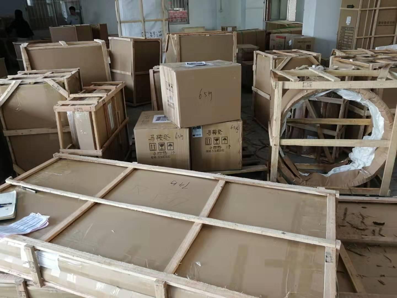 2020年我司首次爆仓,一大批家具发越南物流专线到胡志明